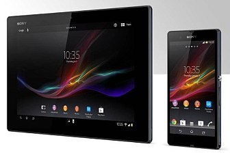 Sony Xperia Tablet Z to release May-end
