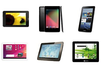 The best tablets under Rs. 20,000 (up to April 2013)
