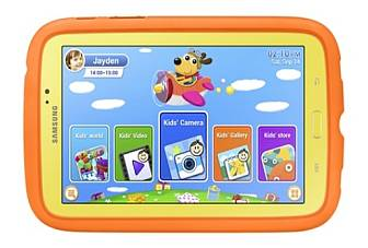 Samsung reveals 7-inch Galaxy Tab 3 Kids tablet, with Android 4.1