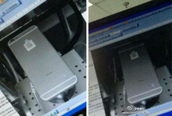 iPhone 6 factory-leaked renders and images reveal a new curved design