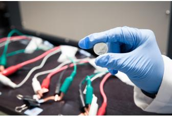 Researchers develop battery for wearable devices that could last 10 years