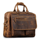 real leather briefcase - Holiday Gift Guide for Entrepreneurs