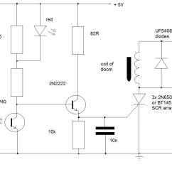 Coil Gun Wiring Diagram 2003 Subaru Wrx Stereo Simple Schematics Nice Place To Get