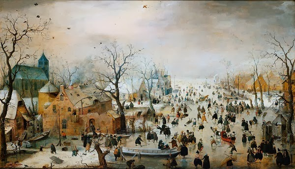 Hendrick Avercamp 1608