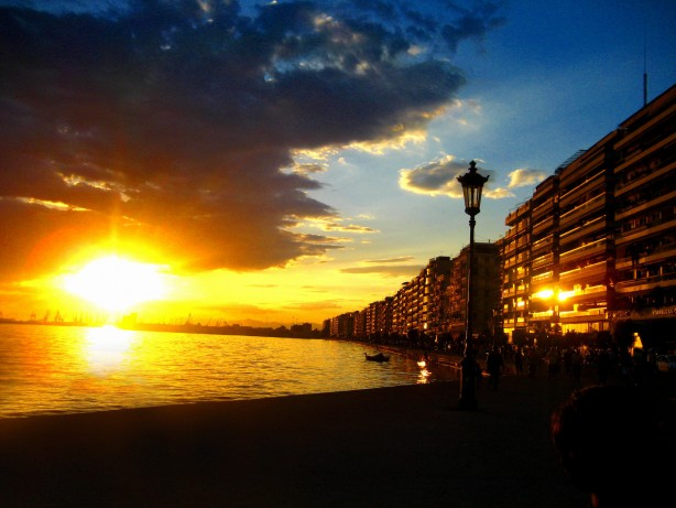 thessaloniki-sunrise