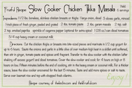 slow-cooker-chicken-tikka-masala recipe