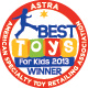 ASTRA Best Toys for Kids Award