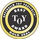 Oppenheim Toy Portfolio Gold Seal Award
