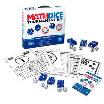 MathDice Tournament Kit