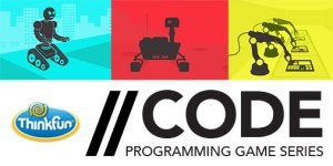//CODE Programming Game Series