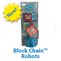 Block Chain™ Robots