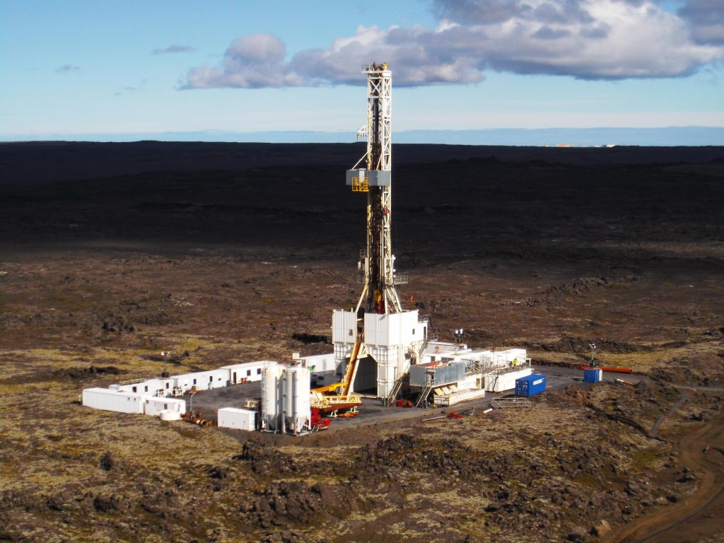 Image result for iceland deep drilling project