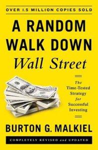 Indexbeleggen leestip: A Random Walk Down Wall Street
