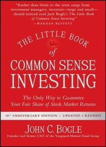 Indexbeleggen leestip: The Little Book of Common Sense Investing