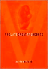 Late Great Ape Debate book cover