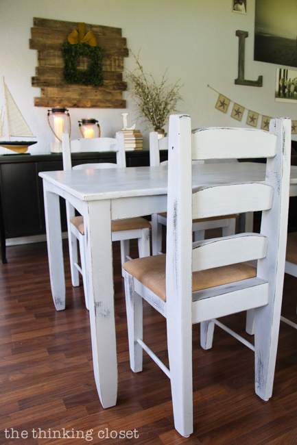 The Beginner S Guide To Distressing With Chalk Paint By Annie Sloan The Thinking Closet