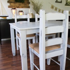 Distressed Kitchen Chairs Used Commercial Equipment For Sale The Beginner S Guide To Distressing With Chalk Paint By Annie Sloan Thinking Closet
