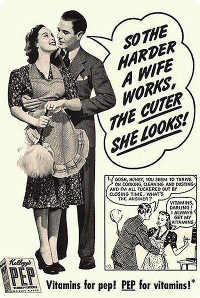 Vintage Kellog's Pep vitamin ad that says:
