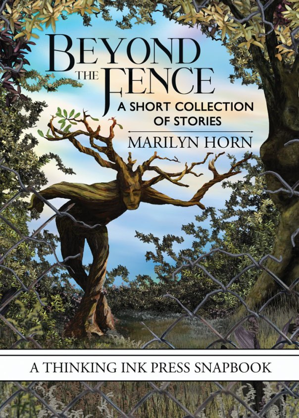 front cover of Beyond the Fence snapbook