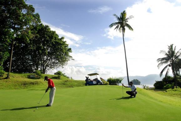 Berjaya Tioman Golf Course