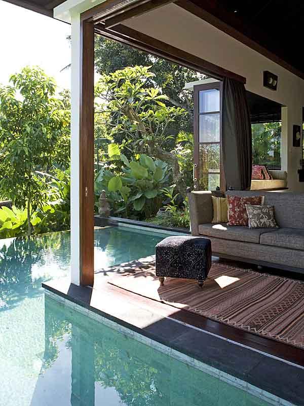 Villa 6 at The Damai in Bali.