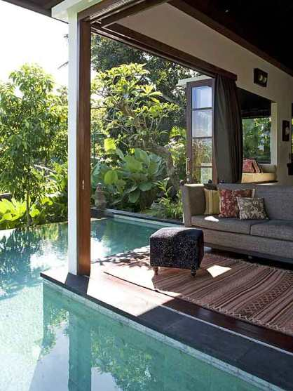 Villa 6 at The Damai in Bali.