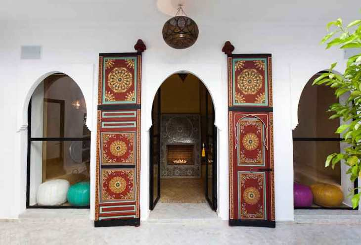 doors in Marrakech