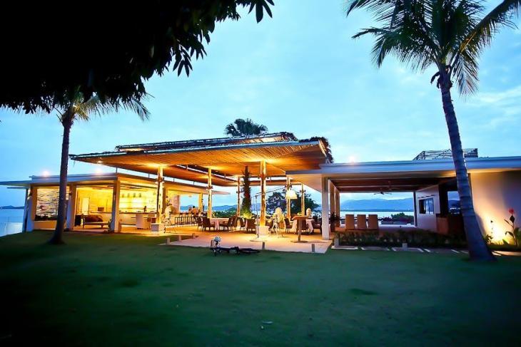The Breeze on Cape Yamu in Phuket, Thailand.