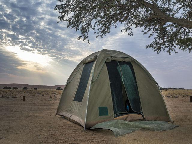 Is camping the future of luxury travel? It definitely can be.