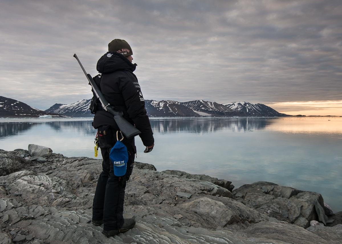 Being able to hunt is a must for an Expedition Leader to keep the group safe.