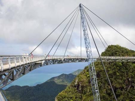 Langkawi Cable Car & Skybridge, Malaysia.
