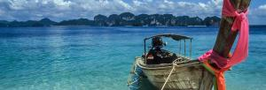 Phuket in Thailand is a great destination, believe it or not.