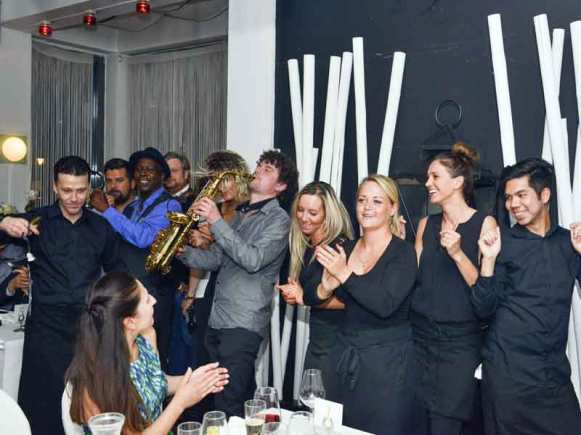 The dinner at CIOOA 2014 was full of happenings. 2015 is going to be even more exciting!