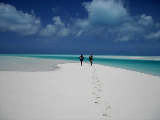Bahamas, not on the list, but famous for it´s stunning beaches.