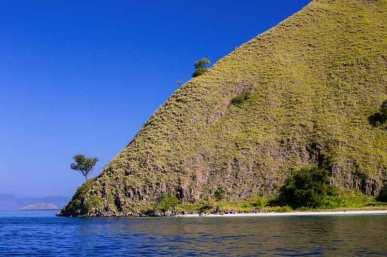 Beautiful Nusa Tenggara in Indonesia.