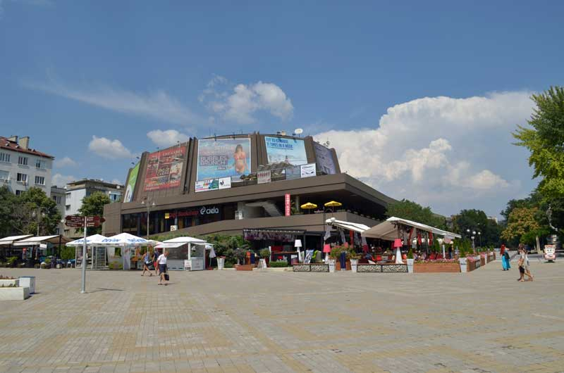 Festival & Congress Centre in Varna, Bulgaria.