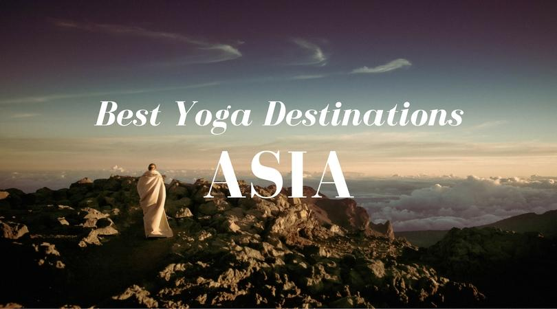 Best Yoga destinations in Asia