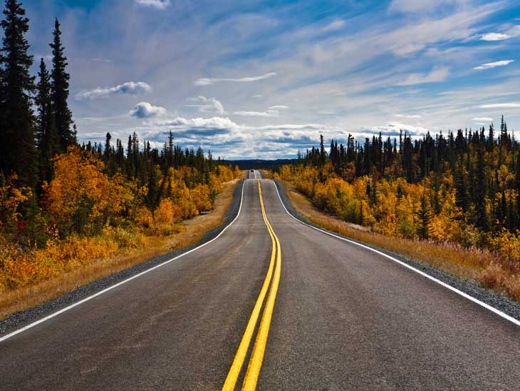 Alaska Yukon Highway