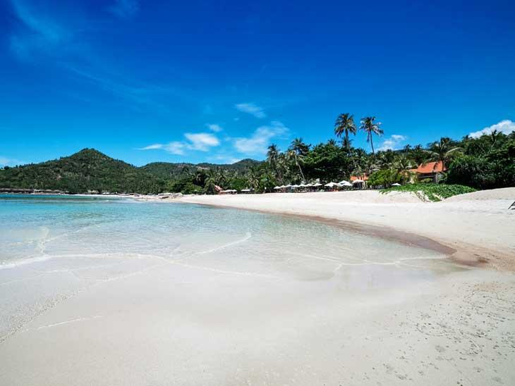 The beaches of Koh Samui are stunning!