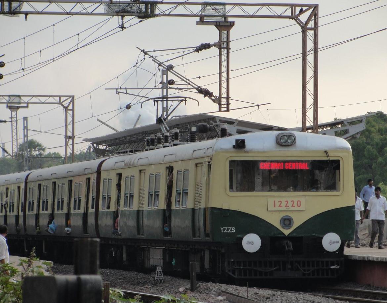 Chennai Suburban Railways.