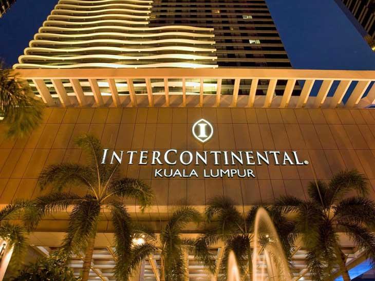 Intercontinental Kuala Lumpur.