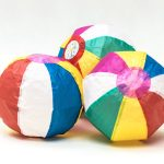 Paper Balloons 3 pack
