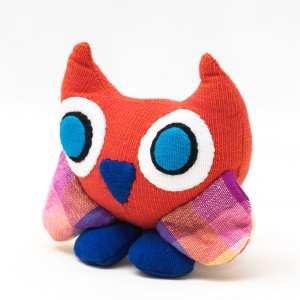 Barefoot Owl