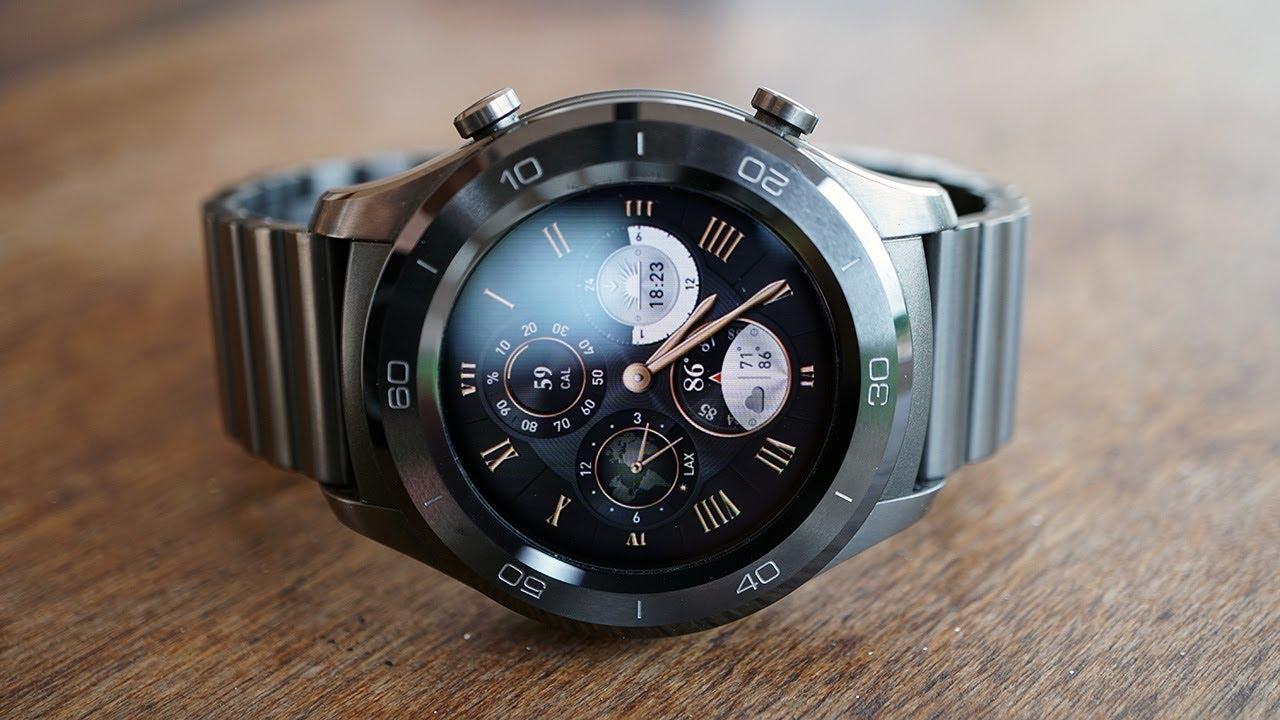 Huawei Watch 2 Launched With Wear OS And LTE Support
