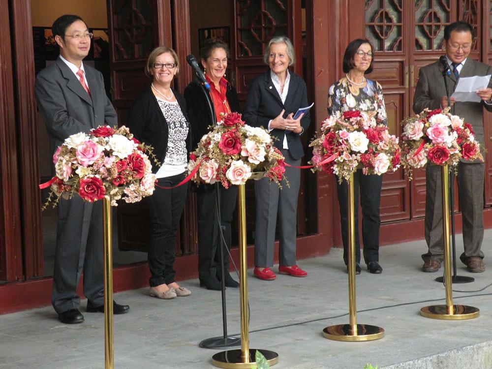 le mura di firenze cerimonia inaugurazione