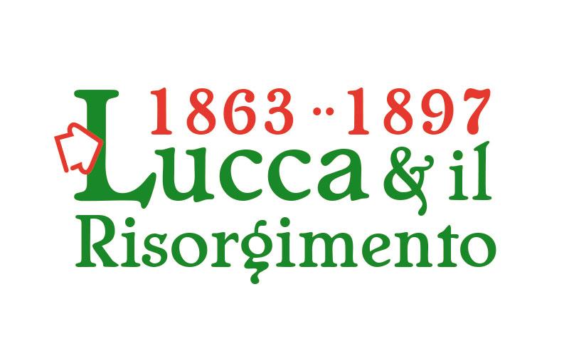 lucca e le mura itinerari del risorgimento logo