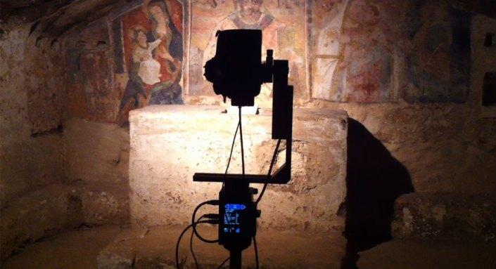 grotta di san mauro abate oria civiltà rupestre puglia e basilicata