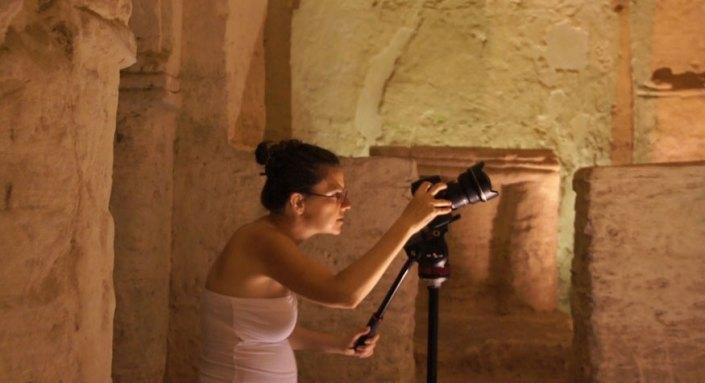 cripta di san salvatore a giudignano civiltà rupestre puglia e basilicata