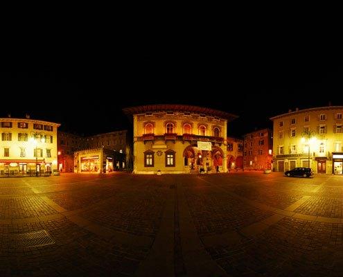 Piazza Rosmini Rovereto