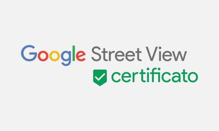 Fotografo Certificato Google Street View